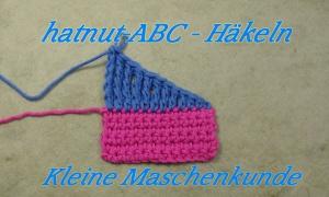 Häkeln ABC - Kleine Maschenkunde - Veronika Hug 2 klein
